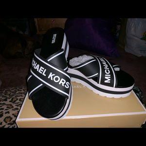 Michael Kors Demi Sport Sandal